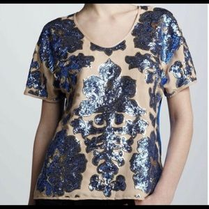 Tracy Reese for Target sequin top
